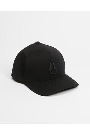 Nixon Deep Down FF Athletic Fit Hat - Headwear (All ) Deep Down FF Athletic Fit Hat