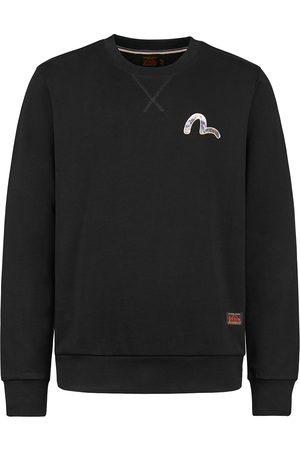 Evisu Taka-patterned Daicock Sweatshirt