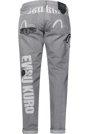 Evisu Graphics Embroidered Slim Fit Jeans 2010