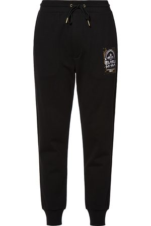 Evisu Ukiyo-E and Kamon Print Sweatpants