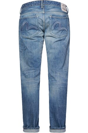 Evisu Seagull Embroidered Slim Fit Jeans 2010