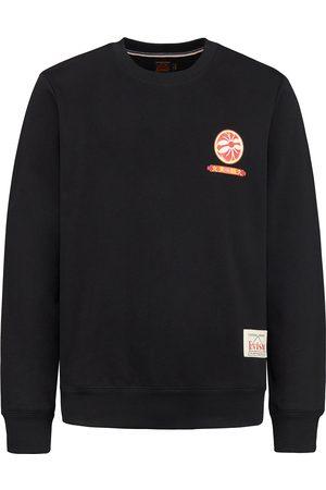 Evisu Daruma Daicock Print Sweatshirt