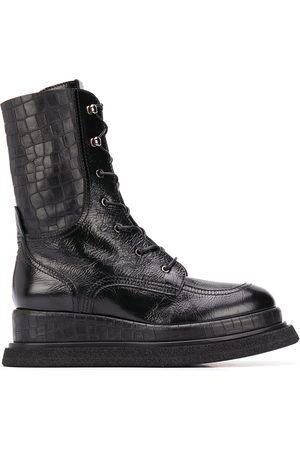 Premiata Flatform ankle boots