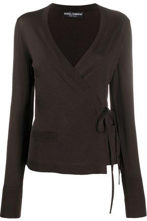 Dolce & Gabbana Wrap blouse