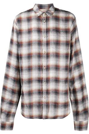 Dsquared2 Plaid button-front shirt