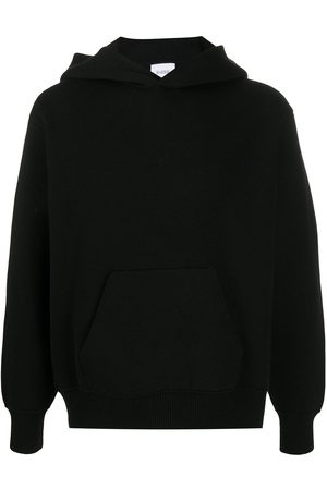 Barrie Ideal rib-trimmed oversized hoodie