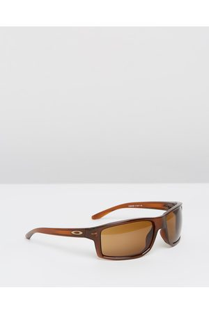 Oakley Gibston - Sunglasses (Polished Rootbeer & Prizm Bronze) Gibston