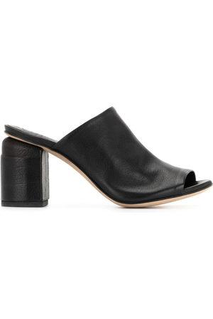 Officine creative Women Heels - Emilie block heel mules