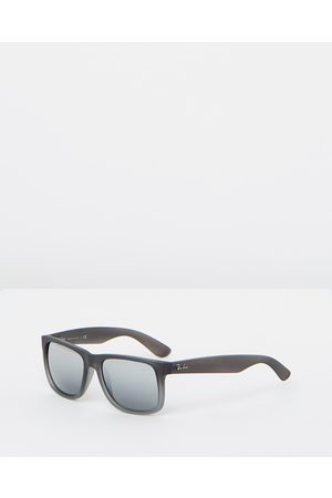 Ray-Ban Sunglasses - Justin RB4165 - Sunglasses (Gradient Mirror ) Justin RB4165