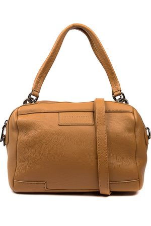 Status Anxiety Women Tote Bags - Don't Ask Ax Tan Bags Womens Shoes Casual Tote Bags