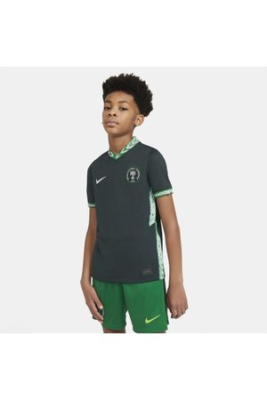 Nike Nigeria 2020 Stadium Away Older Kids' Football Shirt
