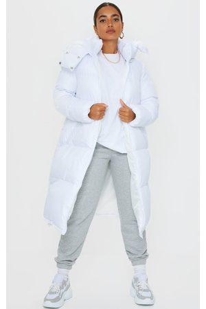 PRETTYLITTLETHING Petite Maxi Puffer Coat