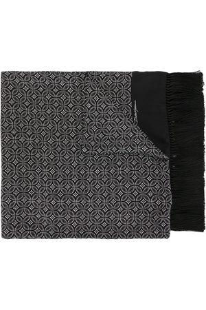 Dolce & Gabbana Men Scarves - Silk fringed scarf