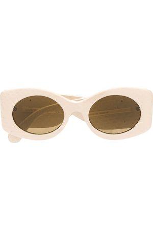 Gucci Sunglasses - Logo plaque sunglasses