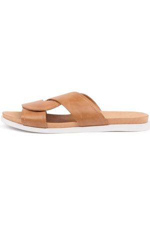 Django & Juliette Women Sandals - Colt Dj Tan Sandals Womens Shoes Casual Sandals Flat Sandals