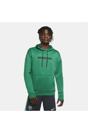Nike Nigeria Men's Pullover Football Hoodie