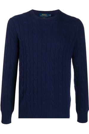 Polo Ralph Lauren Cable knit long-sleeved jumper