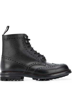 Church's Brogue detail boots