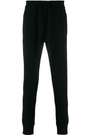 Dolce & Gabbana Men Joggers - Cashmere track pants