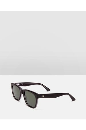 Otis Sunglasses - Lost & Found - Sunglasses (Satin Clear) Lost & Found