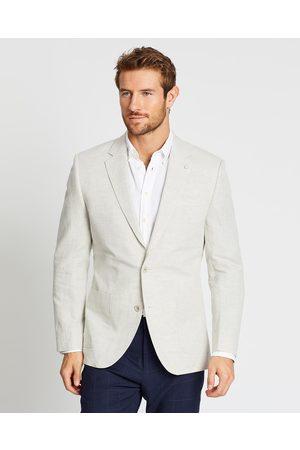 SABA Men Blazers - Ellis Item Jacket - Suits & Blazers (nude) Ellis Item Jacket