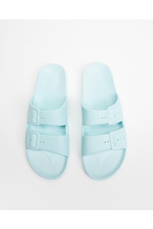 Freedom Moses Sandals - Slides Unisex - Casual Shoes (Virgin) Slides - Unisex
