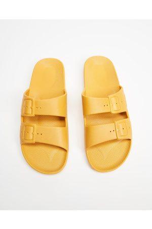 Freedom Moses Slides Unisex - Casual Shoes (Mikado) Slides - Unisex