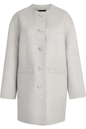 Marc Jacobs Boxy Crew Neck Cardigan Coat