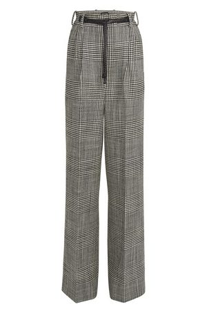Tom Ford Prince Of Wales Pants