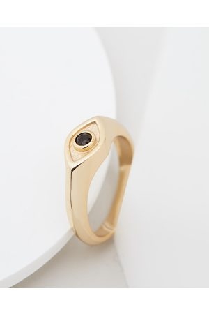 Serge DeNimes Horus Eye Ring - Jewellery Horus Eye Ring