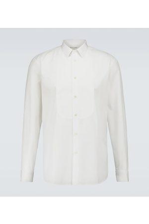 Saint Laurent Men Long sleeves - Long-sleeved formal shirt