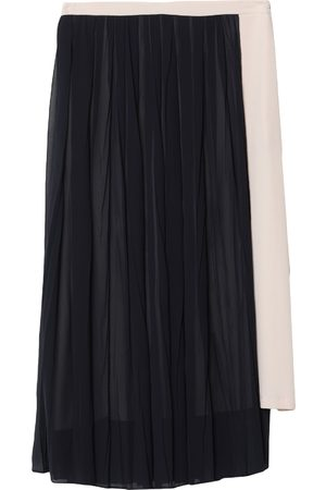 SEMICOUTURE 3/4 length skirts
