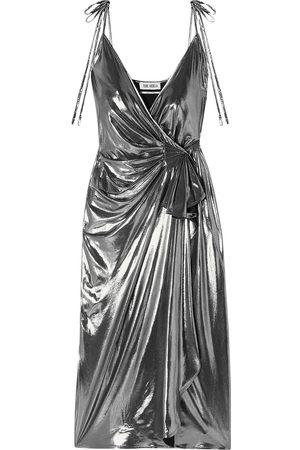 The Attico 3/4 length dresses