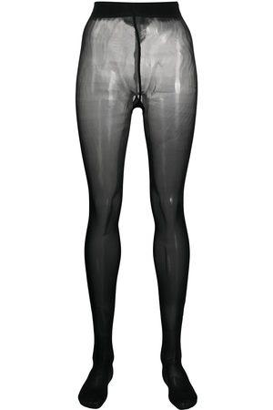 Philipp Plein Skull embellished tights