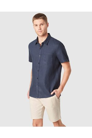 French Connection Linen Regular Fit Shirt - Casual shirts (OXFORD ) Linen Regular Fit Shirt