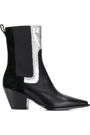 Premiata Leather ankle boots