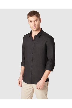 French Connection Linen Regular Fit Shirt - Casual shirts Linen Regular Fit Shirt