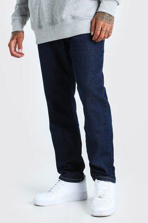 Boohoo Mens Dark Slim Fit Jeans