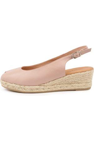 Django & Juliette Women Heeled Sandals - Saniarly Dj Rose Natural Rope Sandals Womens Shoes Casual Heeled Sandals