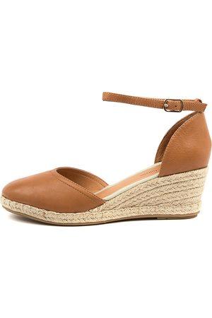 Django & Juliette Rylen Dj Dk Tan Natural Rope Shoes Womens Shoes Casual Heeled Shoes