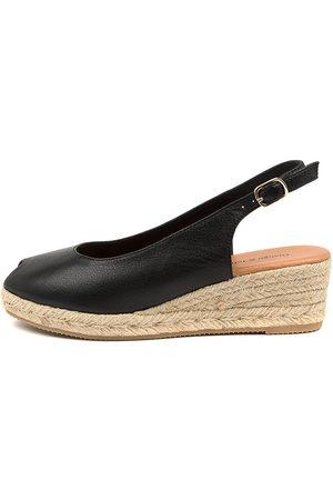 Django & Juliette Saniarly Dj Natural R Sandals Womens Shoes Casual Heeled Sandals