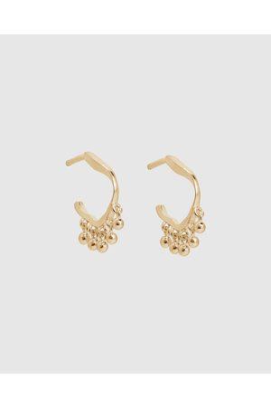 Kirstin Ash Women Earrings - Sea Mist Hoops - Jewellery Sea Mist Hoops