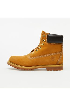 Timberland Premium 6 In Waterproof Boot Wheat Nubuck