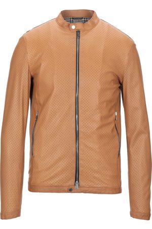 GREY DANIELE ALESSANDRINI Jackets