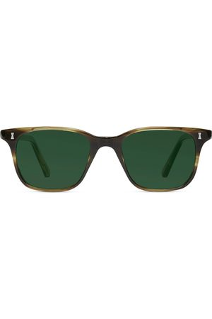 Cubitts Men Sunglasses - Weston Square-Frame Acetate Sunglasses