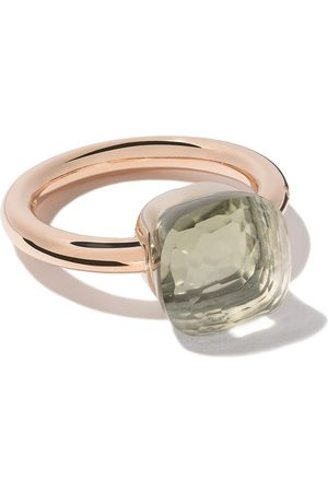Pomellato 18kt rose gold and 18kt gold classic ring