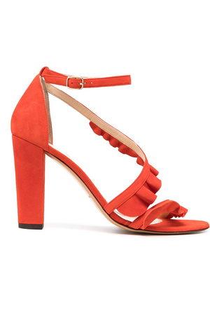 Tila March Almeria ruffle sandals