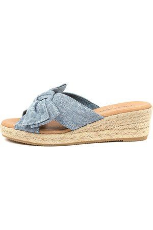 Django & Juliette Women Heeled Sandals - Serena Dj Sandals Womens Shoes Casual Heeled Sandals