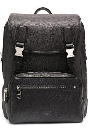Dolce & Gabbana Men Backpacks - Palermo leather backpack