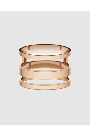 Daniel Wellington Elan Triad Ring - Jewellery (Rose ) Elan Triad Ring